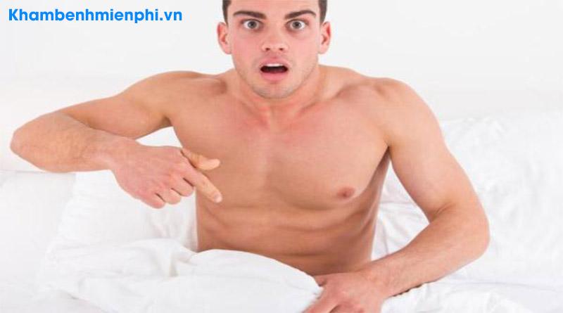 Nam giới dưới 35 dễ mắc ung thư tinh hoàn